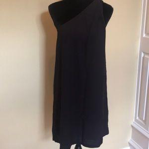 NWT LOFT one shoulder Dress
